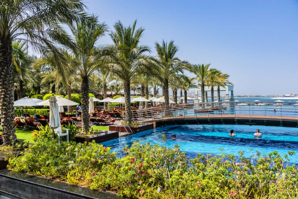 7 of The Best Family Beach Clubs in Dubai - Jumeiah Zabeel Saray | The Vacation Builder