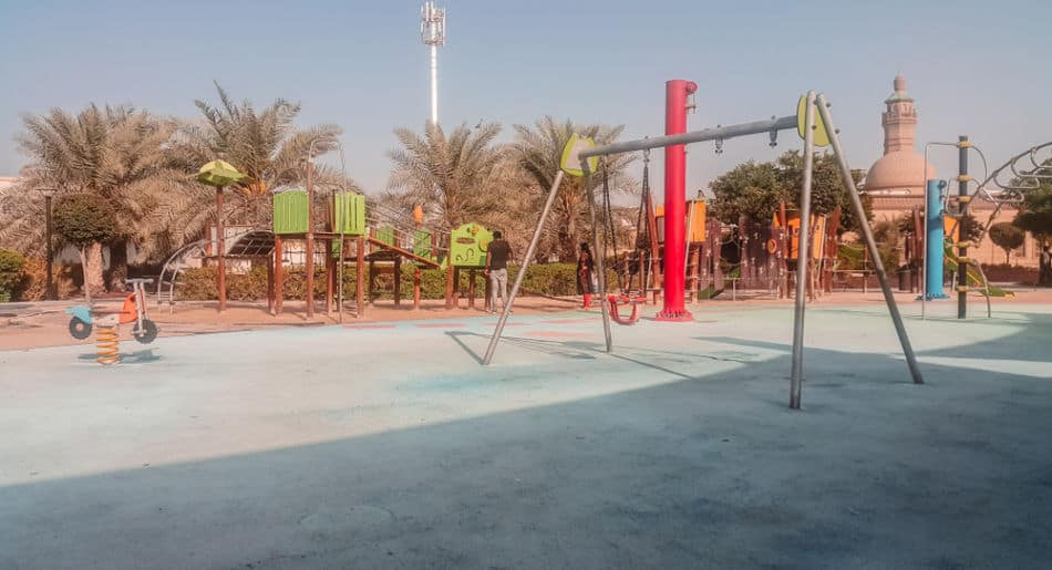 Khalifa City Area Guide - Parks and Playgrounds | The Vacation Builder