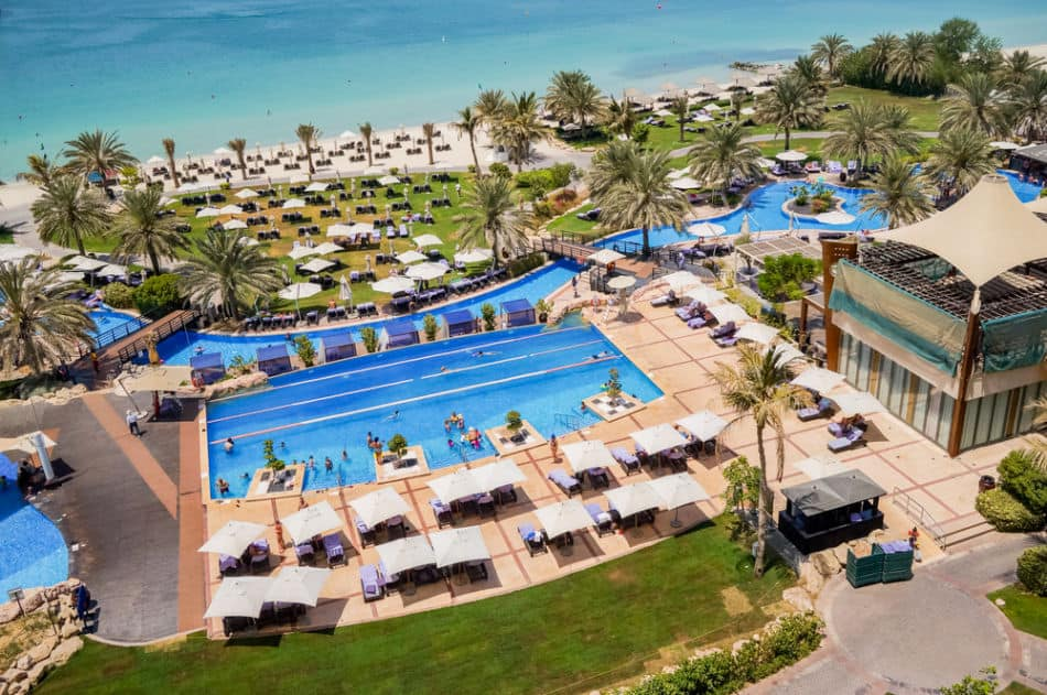 7 of The Best Family Beach Clubs in Dubai - Club Mina | The Vacation Builder
