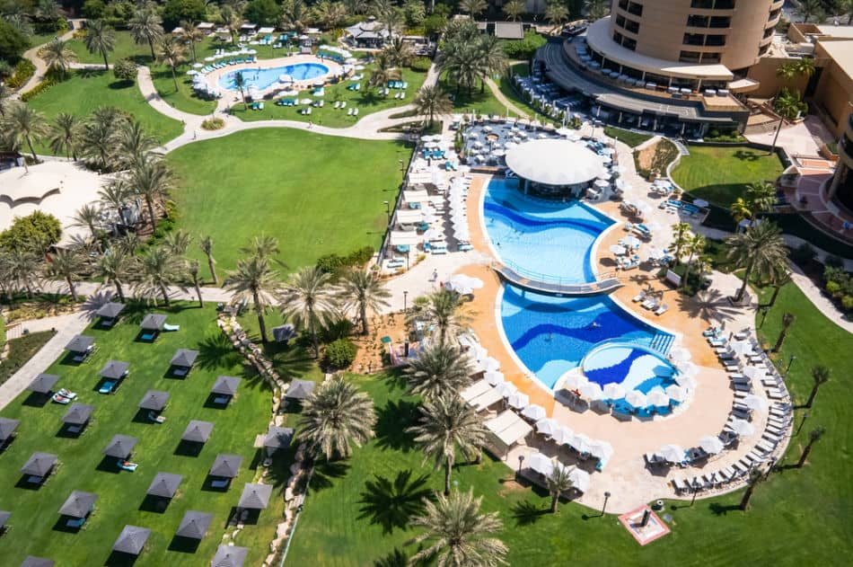 The Shortlist for the Best Family Hotel in Dubai - Le Royal Meridien Beach Resort and Spa   The Vacation Builder