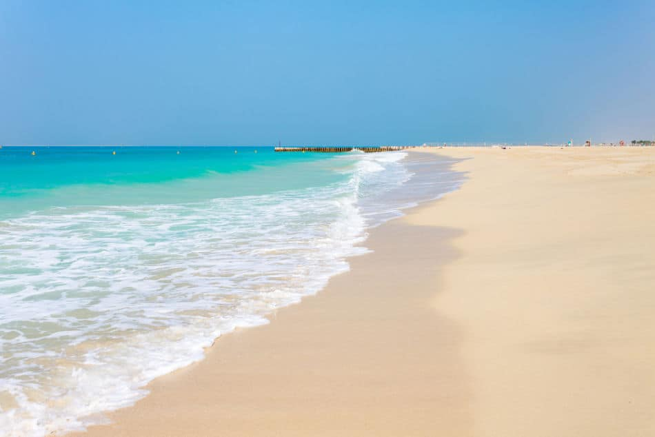 The Best Beach in Dubai Revealed - Which Has The Best Views - Mercato Beach | The Vacation Builder
