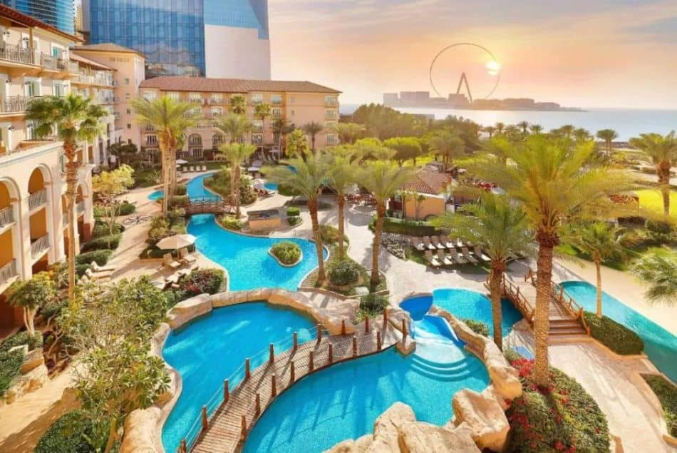 The Best Family Hotel in Dubai - Ritz Carlton   The Vacation Builder