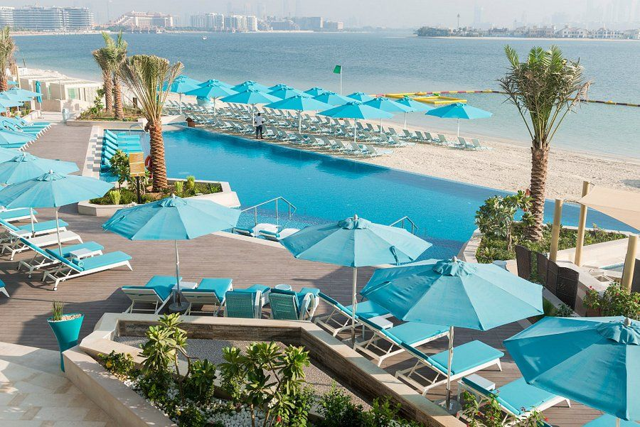 The Top 5 All Inclusive Resorts in Dubai - The Retreat Palm   The Vacation Builder