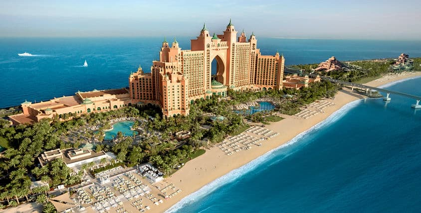 Best Hotels on The Palm Dubai - Atlantis The Palm | The Vacation Builder