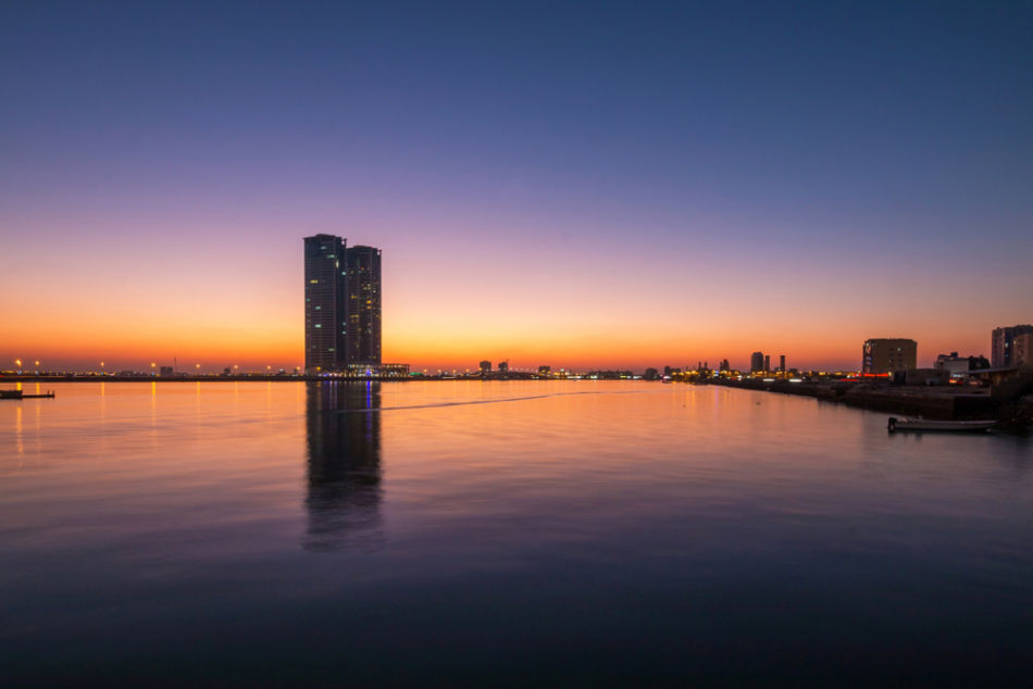 Best Places to Watch Sunrise and Sunset in Ras Al Khaimah - Bay of Ras Al Khaimah | The Vacation Builder
