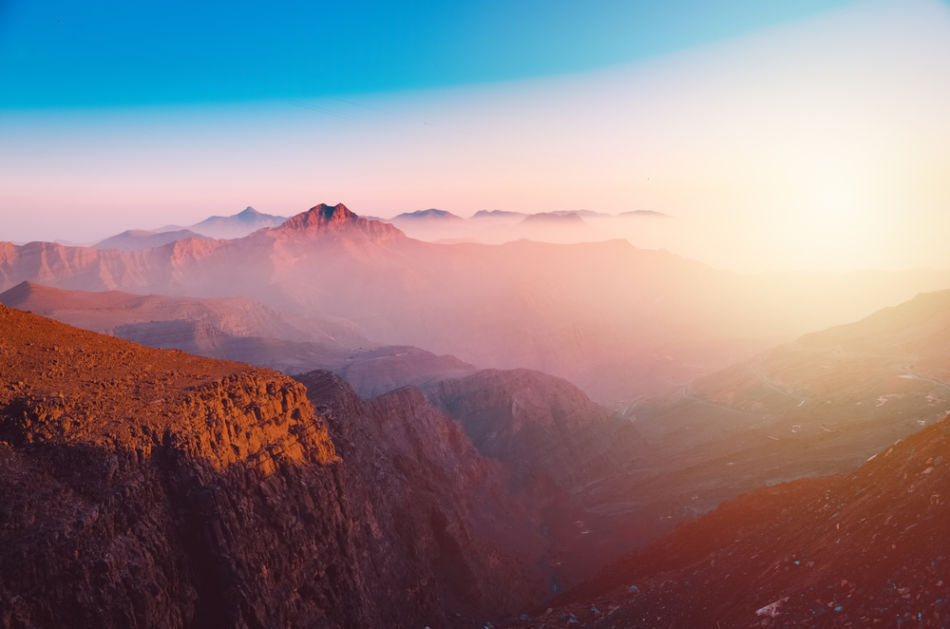 Best Places to Watch Sunrise and Sunset in Ras Al Khaimah - Jebel Jais | The Vacation Builder
