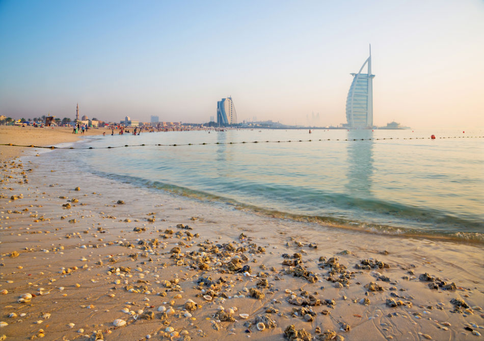 The Best Beach in Dubai Revealed - Which Has The Best Views - Jumeirah Open Beach | The Vacation Builder