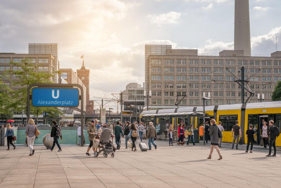 Dubai vs Berlin - Population Density - Alexanderplatz, Berlin | The Vacation Builder