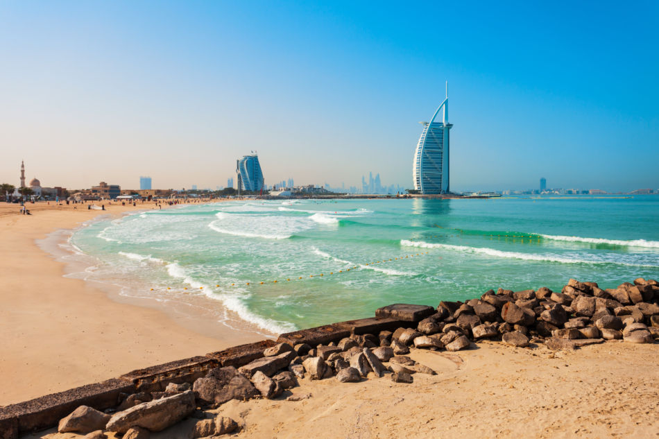 The Best Beach in Dubai Revealed - Which Has The Best Views - Jumeirah Public Beach | The Vacation Builder