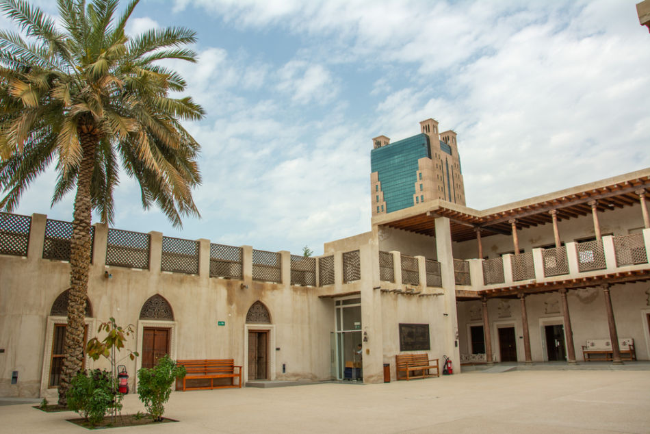 Sharjah or Ajman for places to visit? - Sharjah Al Hisn Fort | The Vacation Builder