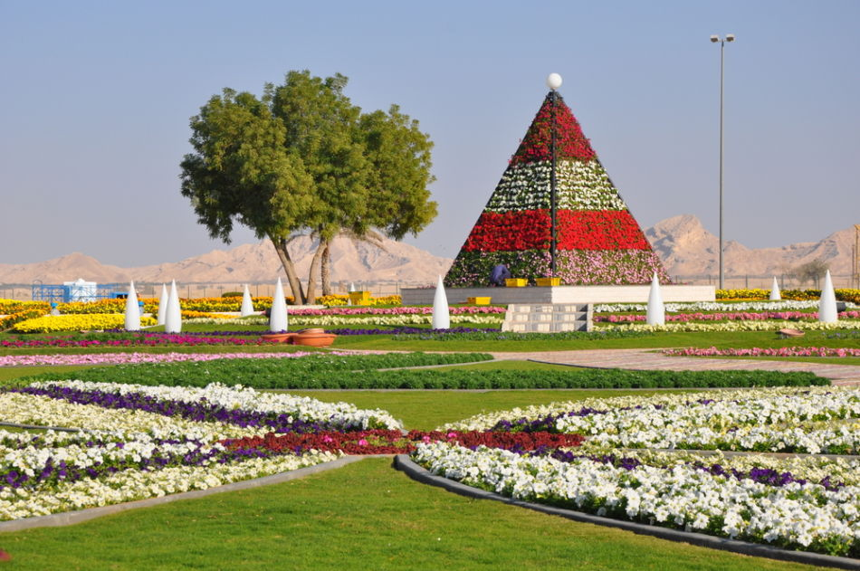 10 Reasons to Visit Al Ain - #7 Public Gardens | The Vacation Builder