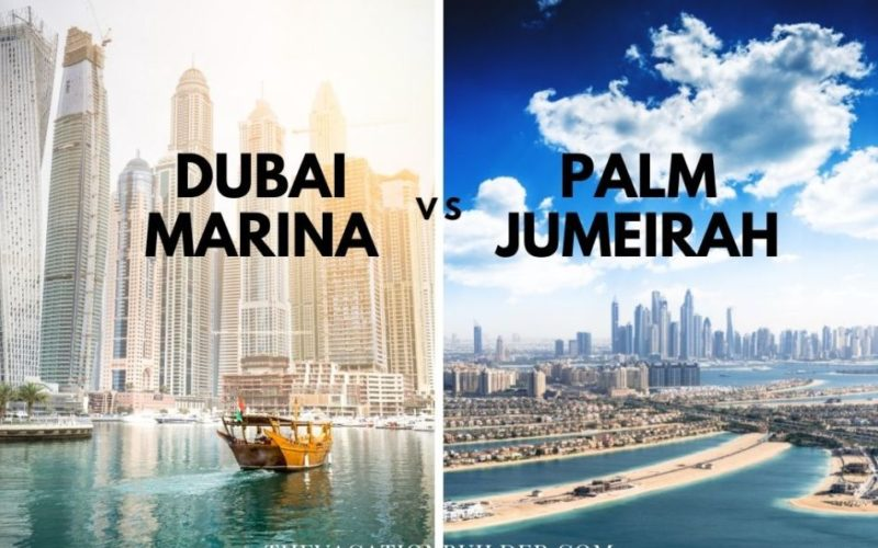 The Palm or Dubai Marina - Where is Best to Stay   The Vacation Builder